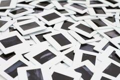 diapositivas fotográficas de 35m m Imagen de archivo libre de regalías