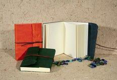 Diaries Royalty Free Stock Photo