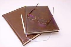 Diaries Royalty Free Stock Photos
