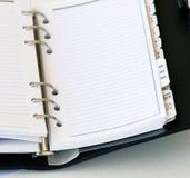 Diario Fotografía de archivo libre de regalías