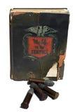 Diario y puntos negros militares Imágenes de archivo libres de regalías