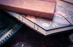 diarios Imágenes de archivo libres de regalías