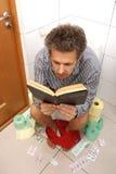 Diarrhée Photo libre de droits