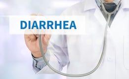 diarrhea imagem de stock