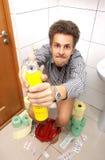 Diarrhea Stock Images
