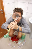 Diarrhea Royalty Free Stock Images