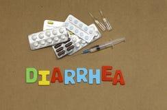 Diarrhea Royalty Free Stock Image