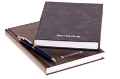 Diary Royalty Free Stock Images