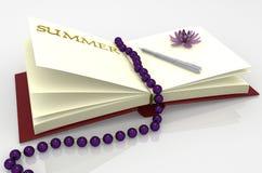 Diary Royalty Free Stock Photography