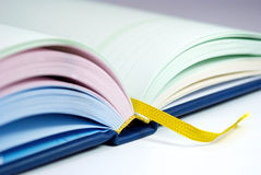 Diary Stock Image