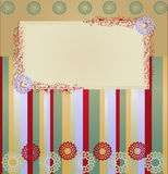 Diary background color Stock Photo