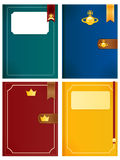 Diary Collection. Vector File EPS10 Stock Photo