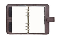 Diary, notebook Stock Image