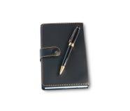 Diary Notebook Stock Image