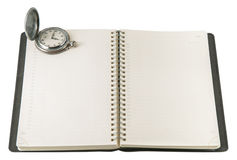 The Diary Royalty Free Stock Images