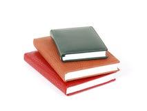 Diarybook Stock Afbeeldingen