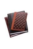 Diarybooks Royalty Free Stock Photography
