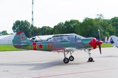 Dias abertos da força aérea holandesa Foto de Stock Royalty Free