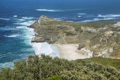 Dias Beach, le Péninsule du Cap, Afrique du Sud Photo stock