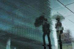 Dias chuvosos Imagem de Stock