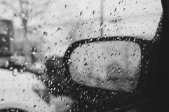 Dias chuvosos Fotografia de Stock