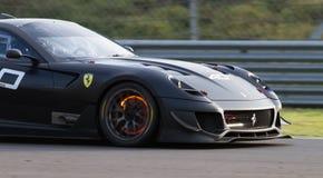 Dias de competência de Ferrari Imagem de Stock Royalty Free