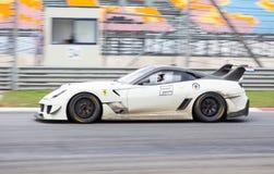Dias de competência de Ferrari Imagens de Stock