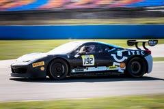 Dias de Ferrari imagem de stock