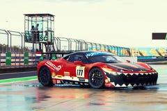 Dias de Ferrari imagens de stock