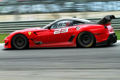 Dias de Ferrari fotografia de stock royalty free