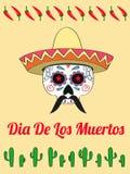 Dias de Los Muertos Stock Photo