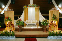 Dias do casamento Fotos de Stock Royalty Free