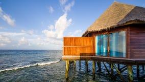 Dias felizes em Maldive Fotos de Stock