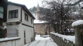 Dias nevado de Goynuk Foto de Stock