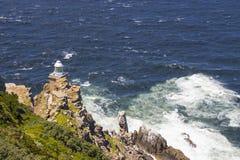Dias Point-Leuchtturm Lizenzfreie Stockbilder