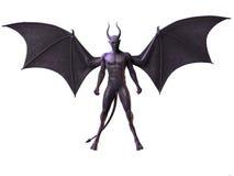Diavolo - figura di orrore Fotografia Stock