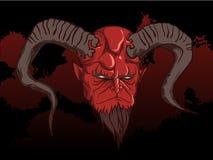 Diavolo rosso Fotografie Stock Libere da Diritti