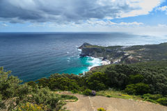 Diaz Beach at The Cape of Good Hope Stock Photo