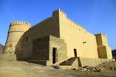 Dibba Fort Royalty Free Stock Images