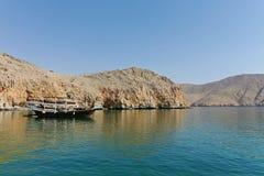 Dibba, Musandam Oman Obraz Royalty Free