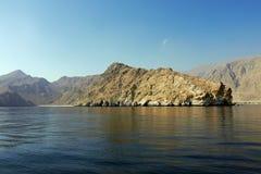 Dibba, Musandam Oman Fotografia Royalty Free