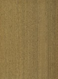 Dibetou wood veneer texture Royalty Free Stock Images