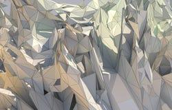 Dibujo abstracto polivinílico bajo Fotos de archivo libres de regalías