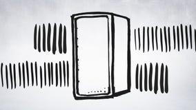 Dibujo de una CPU libre illustration