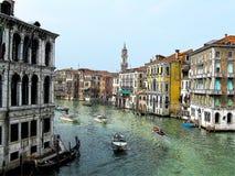 Dibujo de Venecia Imágenes de archivo libres de regalías