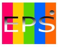 Dibujo del logotipo del fichero del EPS ilustración del vector