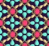 Dibujo geométrico Imágenes de archivo libres de regalías