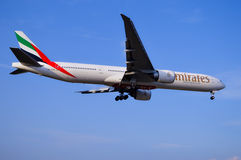 25 DIC 2016 AIRPLAIN IN KUALA LUMPUR. 25 DIC 2016 AIRPLAIN READY TO LANDING IN AIRPORT KLIA KUALA LUMPUR Stock Photos