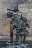 Dica il monumento in Altdorf Fotografia Stock