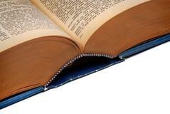 Diccionario Imagen de archivo libre de regalías